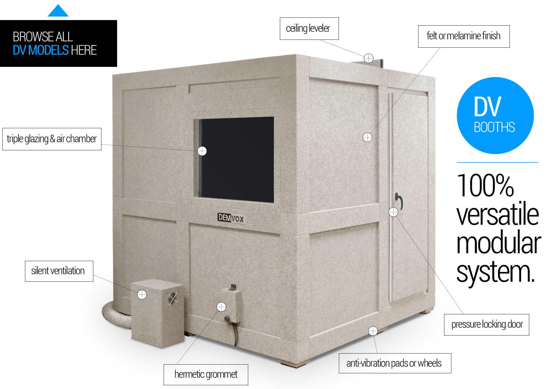 how to build a soundproof recording booth